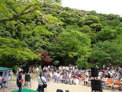 箕面の森の音楽会/8月25日(土)に開催♪01