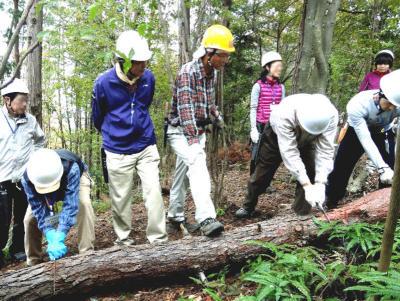 森の学校生徒募集中