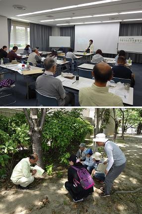 スクールインタープリター養成講座を開催しました。