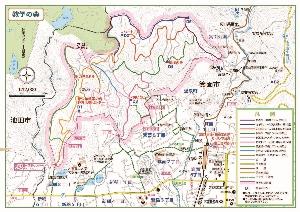 教学の森マップ