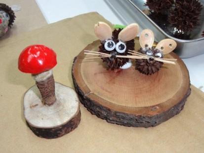 キノコトネズミ
