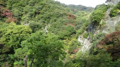 11.6大滝付近2