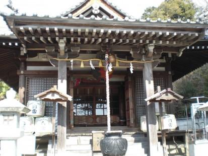 西江寺本堂