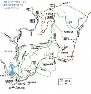 b_東海自然歩道政の茶屋~泉原
